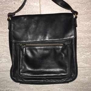 Fossil Bags - Vintage Fossil Leather Crossbody Bag